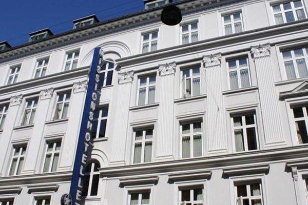 City Hotel Nebo - фото 21