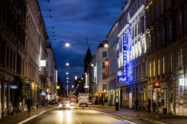 City Hotel Nebo - фото 23