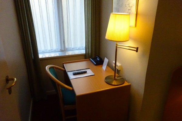 City Hotel Nebo - фото 5