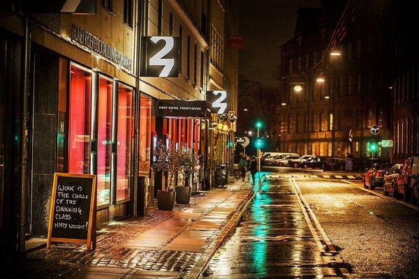 First Hotel Twentyseven - фото 23