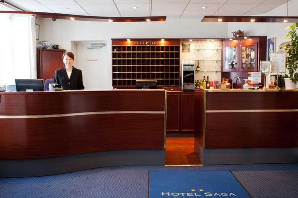 Saga Hotel - фото 20