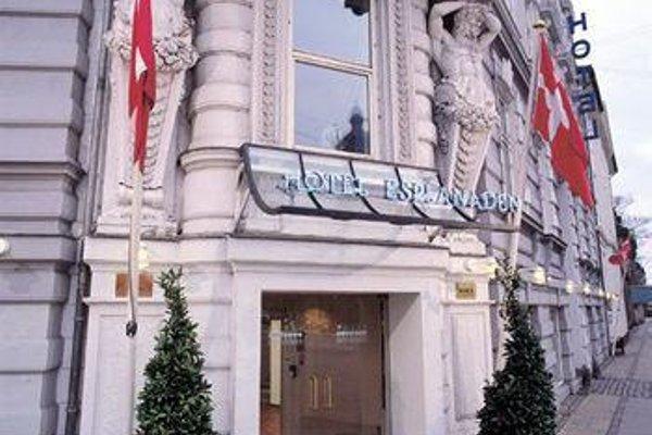First Hotel Esplanaden - фото 22