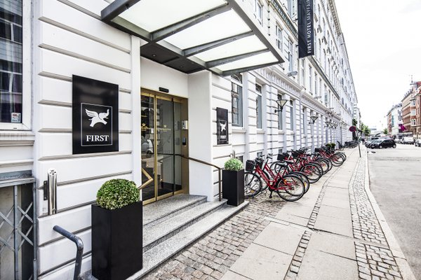 First Hotel Mayfair - фото 23
