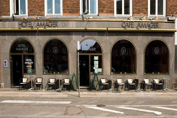 Hotel Amager - фото 23