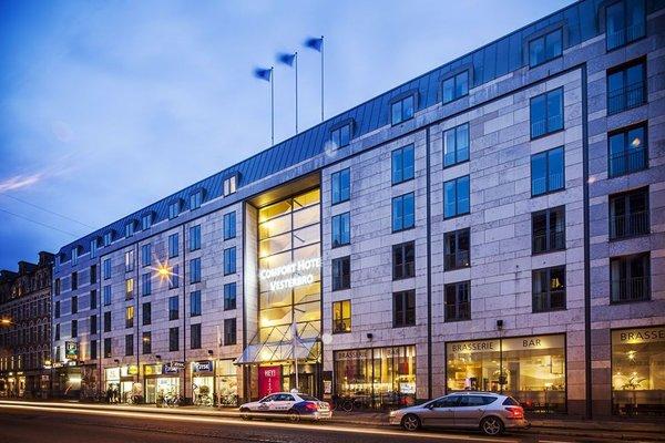 Comfort Hotel Vesterbro (ех. First Hotel Vesterbro) - фото 22