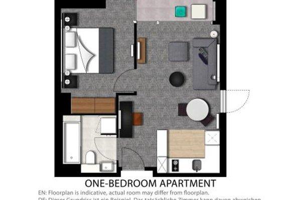 Adina Apartment Hotel Copenhagen - 19