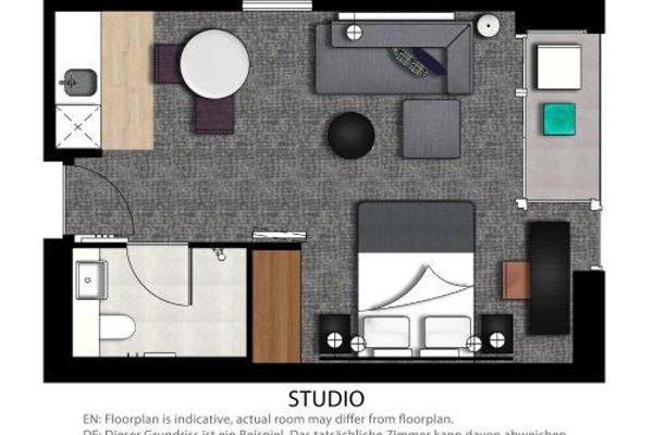 Adina Apartment Hotel Copenhagen - 21