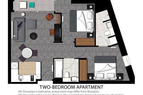 Adina Apartment Hotel Copenhagen - 22