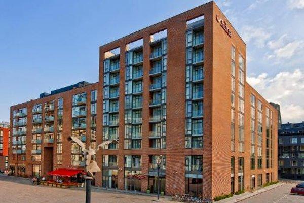 Adina Apartment Hotel Copenhagen - фото 23