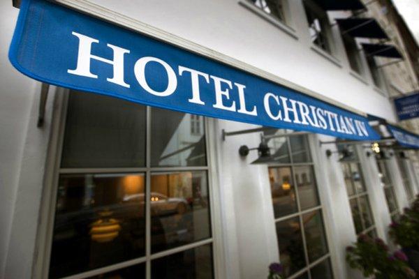 Hotel Christian IV - фото 21