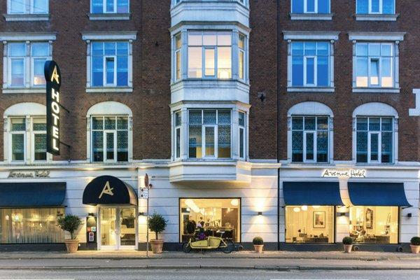 Avenue Hotel Copenhagen - фото 23