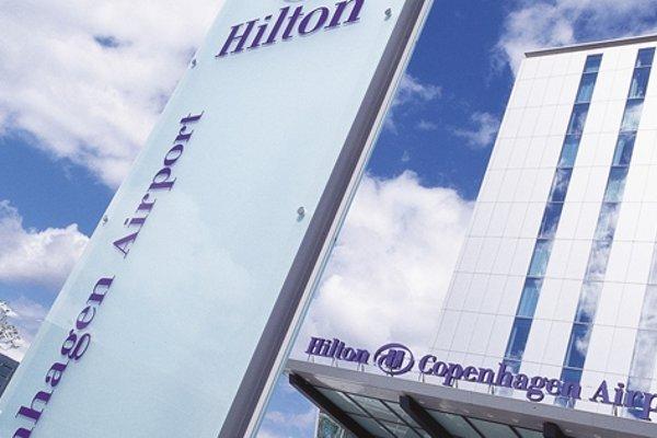 Clarion Hotel Copenhagen Airport - фото 21