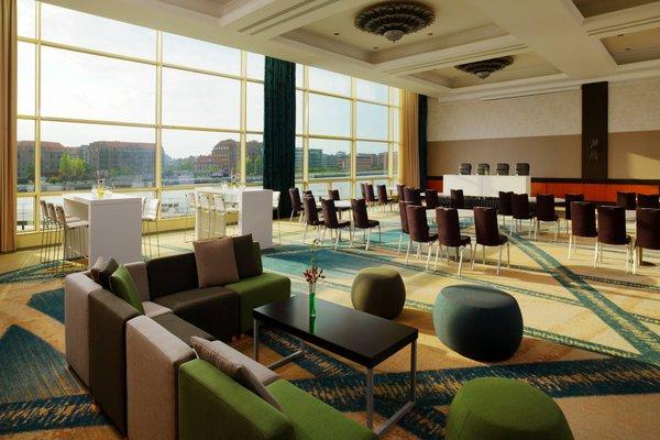 Copenhagen Marriott Hotel - фото 13