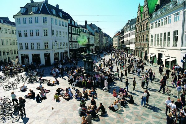 Copenhagen Downtown Hostel - фото 22