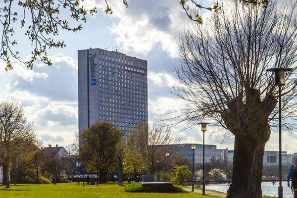 Radisson Blu Scandinavia Hotel, Copenhagen - фото 17
