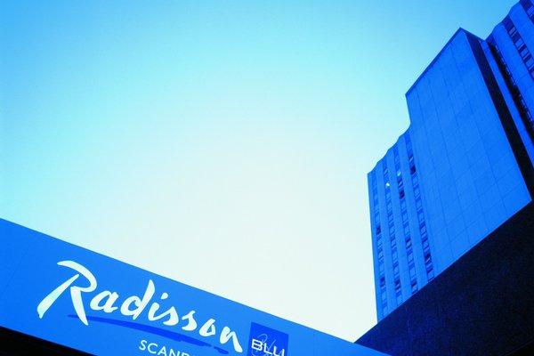 Radisson Blu Scandinavia Hotel, Copenhagen - фото 21