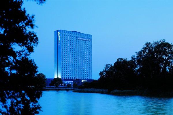 Radisson Blu Scandinavia Hotel, Copenhagen - фото 22