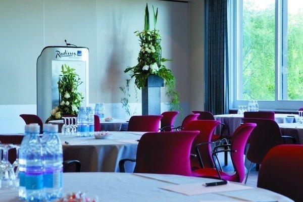 Radisson Blu Scandinavia Hotel, Copenhagen - фото 8