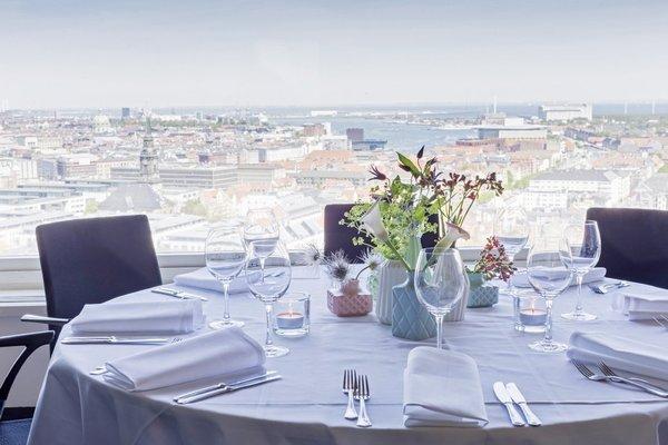 Radisson Blu Scandinavia Hotel, Copenhagen - фото 9