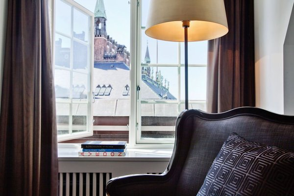 Scandic Palace Hotel - фото 19