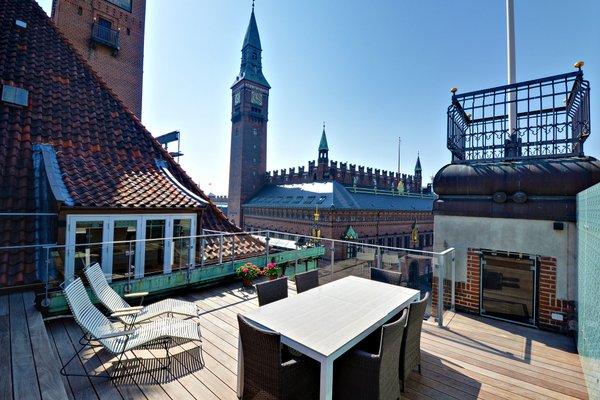 Scandic Palace Hotel - фото 21