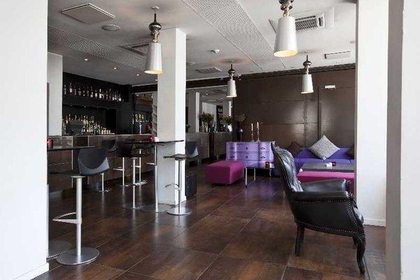Отель Scandic Front - фото 14