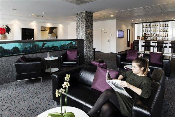 Copenhagen Mercur Hotel - фото 13