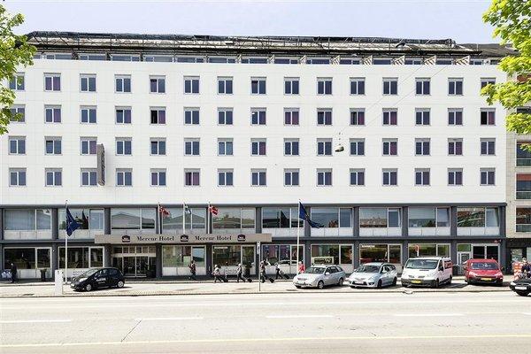 Copenhagen Mercur Hotel - фото 22