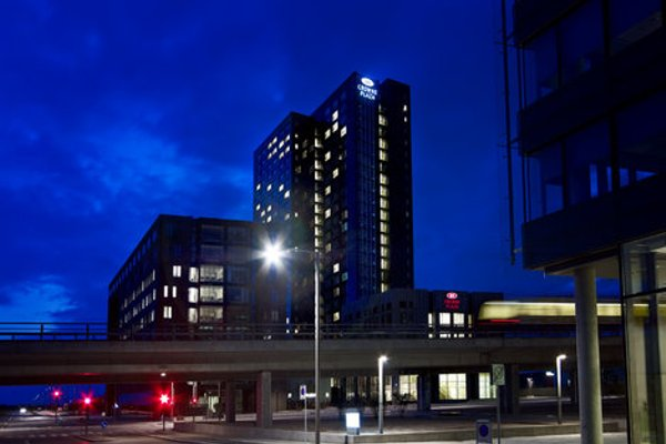 Crowne Plaza Copenhagen Towers - фото 23