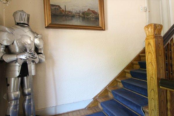 Sauntehus Castle Hotel - фото 16