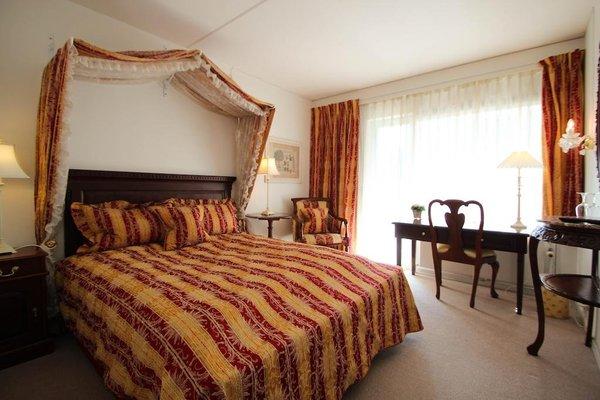 Sauntehus Castle Hotel - фото 4