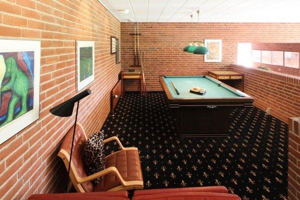 Sauntehus Castle Hotel - фото 9