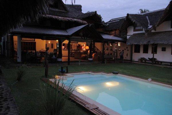 Villa Valiha Lodge - фото 11