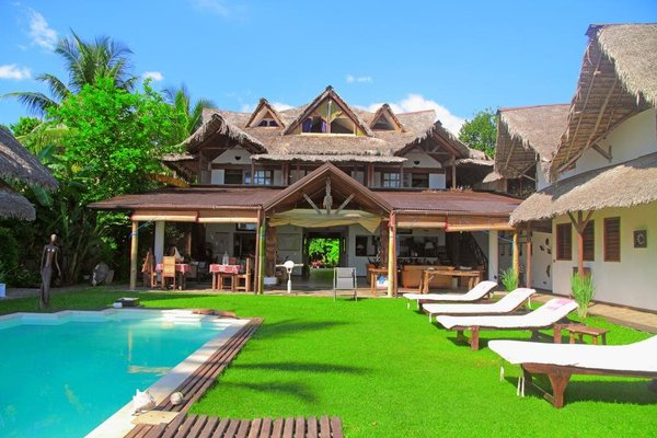 Villa Valiha Lodge - фото 16