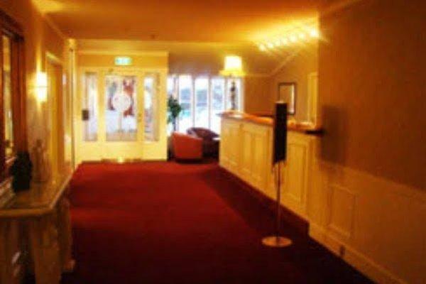 Hotel Svalen - фото 8