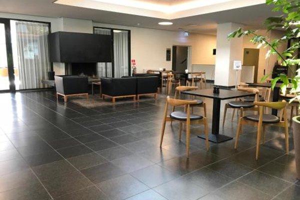 Glostrup Park Hotel - фото 9