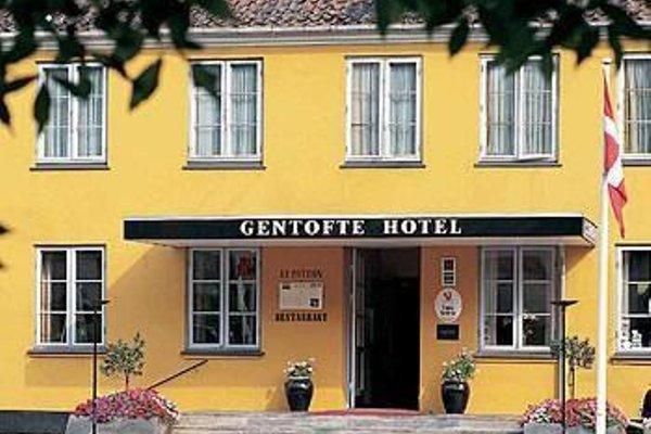 Gentofte Hotel - фото 22