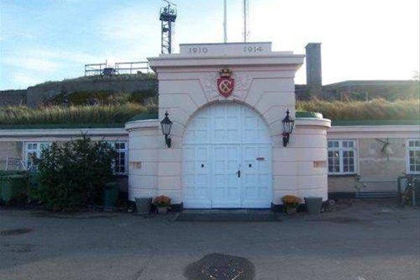 Dragor Fort Hotel - фото 19