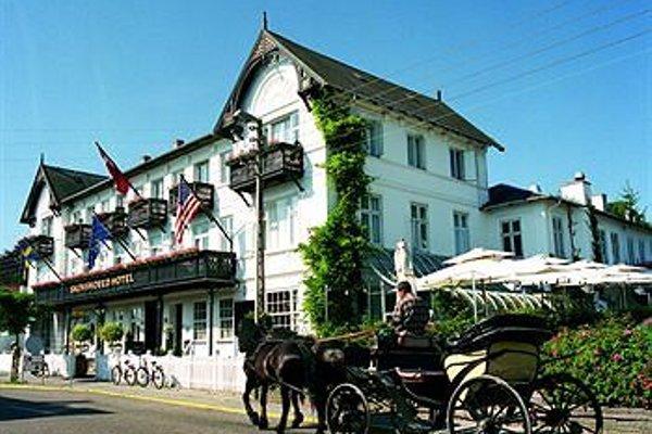 Skovshoved Hotel - фото 22