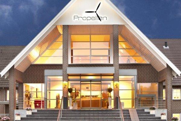 Hotel Propellen - фото 20