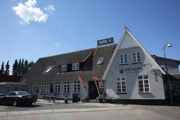 Refborg Hotel - фото 22