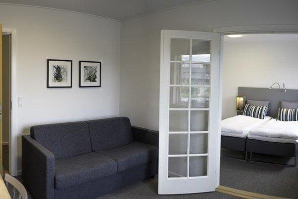 Refborg Hotel - фото 8