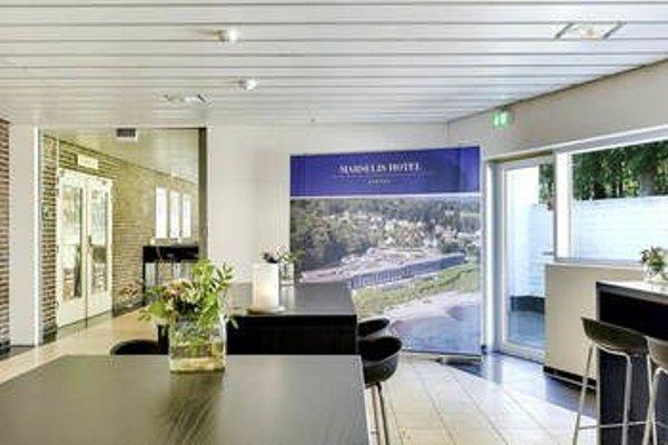 Helnan Marselis Hotel - фото 12