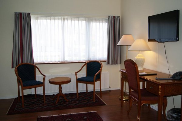 Helnan Marselis Hotel - фото 4