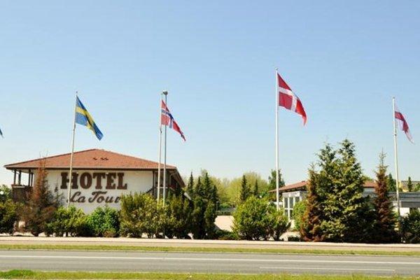 Hotel La Tour - фото 23