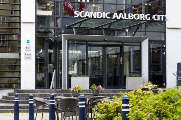 Scandic Aalborg City - фото 20