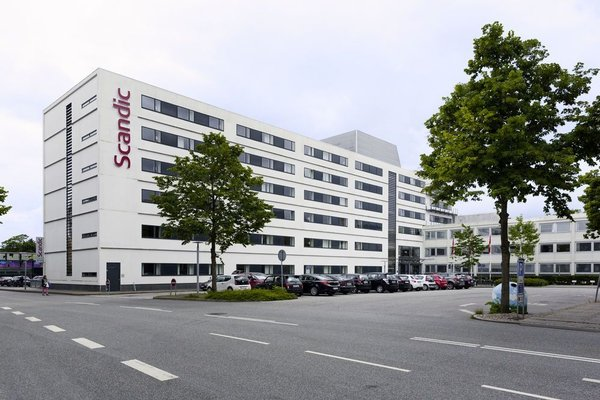 Scandic Aalborg City - фото 21