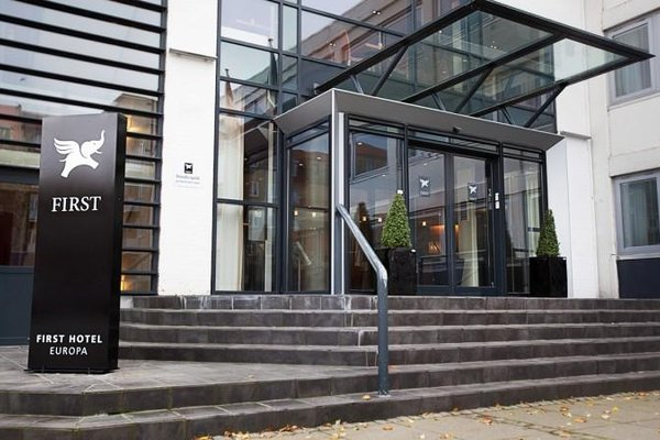 Scandic Aalborg City - фото 23