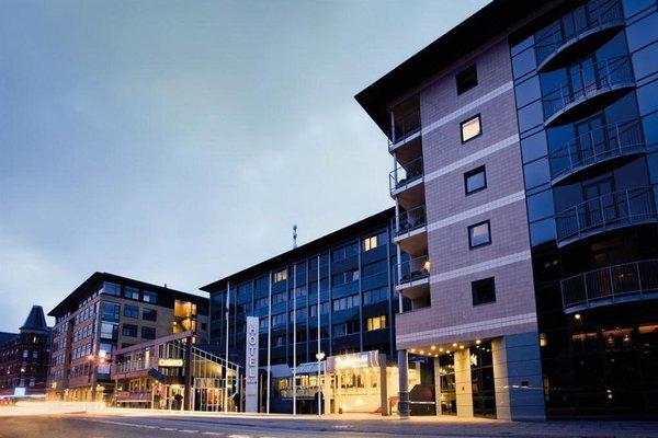 Radisson Blu Limfjord Hotel, Aalborg - фото 19
