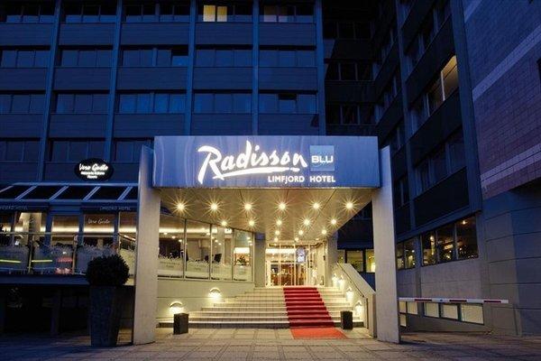 Radisson Blu Limfjord Hotel, Aalborg - фото 20